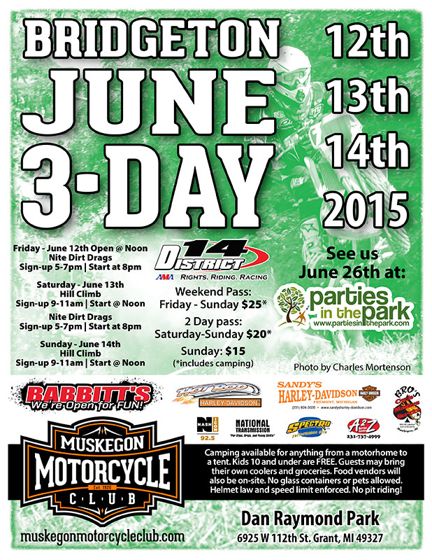 MMC June 3 Day Hillclimb and dirt drags